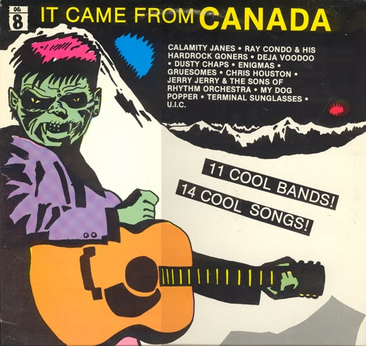It Came From Canada vol1